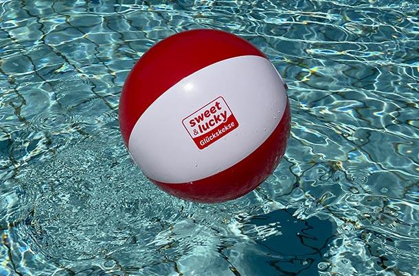 sweet & lucky Wasserball